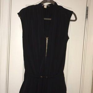Michael Kors Black Jumpsuit.